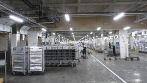 工場や物流倉庫